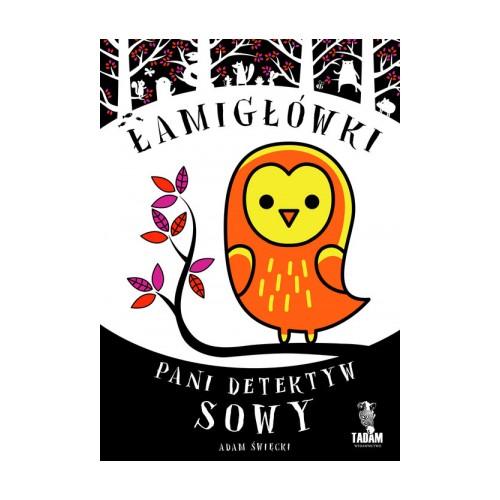 Łamigłówki pani detektyw Sowy