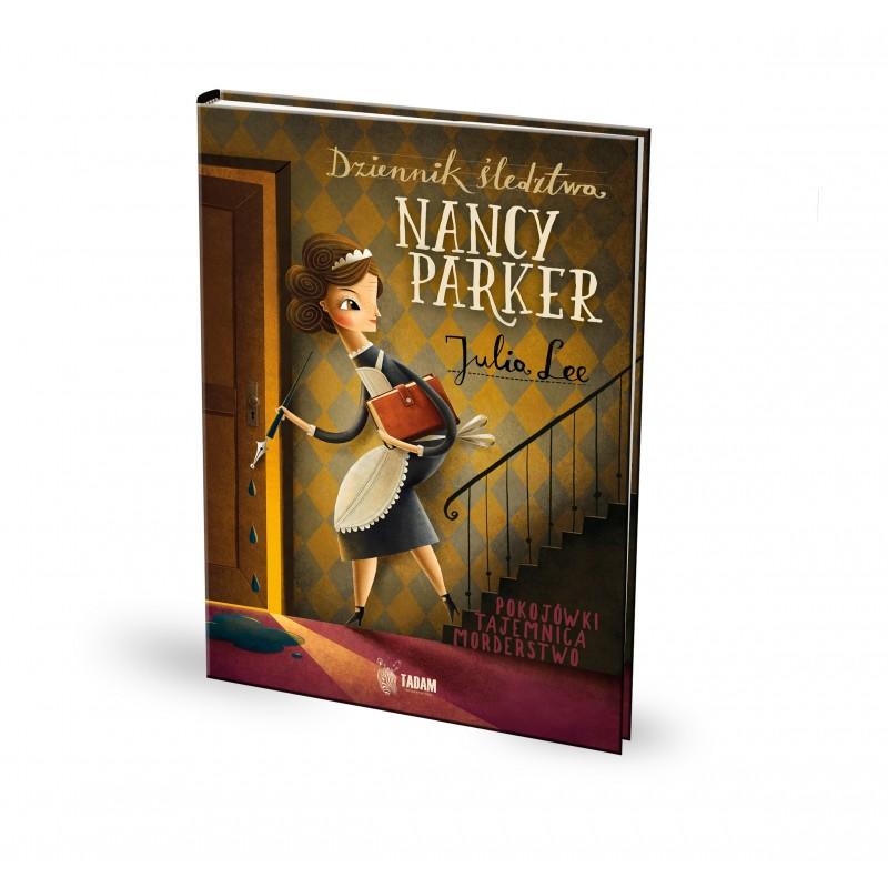 Dziennik śledztwa Nancy Parker