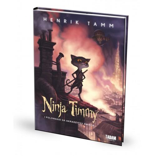 Ninja Timmy i polowanie na skradziony śmiech